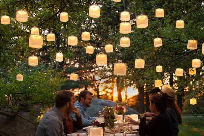 Avondcatering of uw eigen tuinfeest. Bel Beemster Culinair Bel 06-22407254